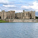 Raby Castle Northumbria