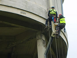 Steeplejack Services and Industrial Rope Access