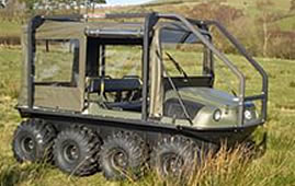 Specialist access vehicles