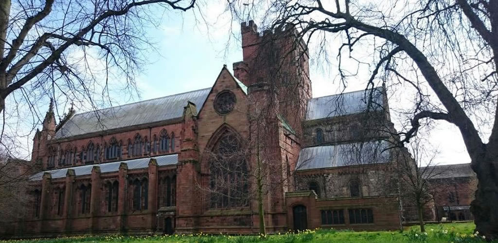 Lightning protection for Carlisle Cathedral